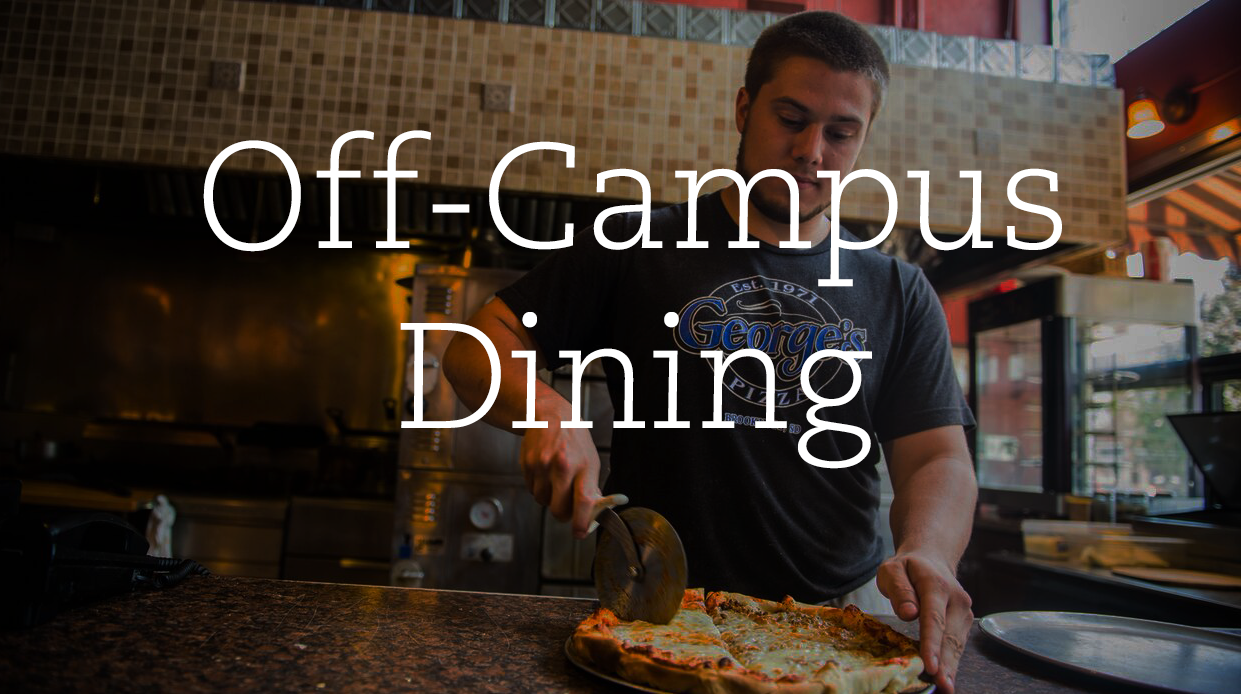Off-Campus Dining