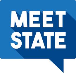 Meet State Logo