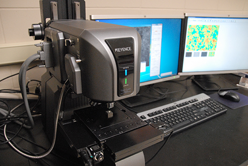 Color 3D Laser Scanning Microscope