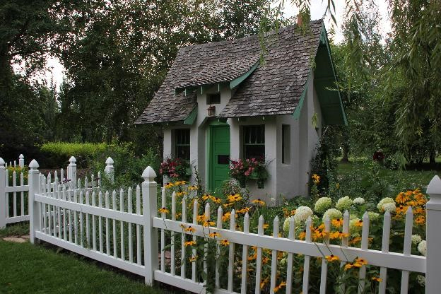 McCrory Gardens Cottage