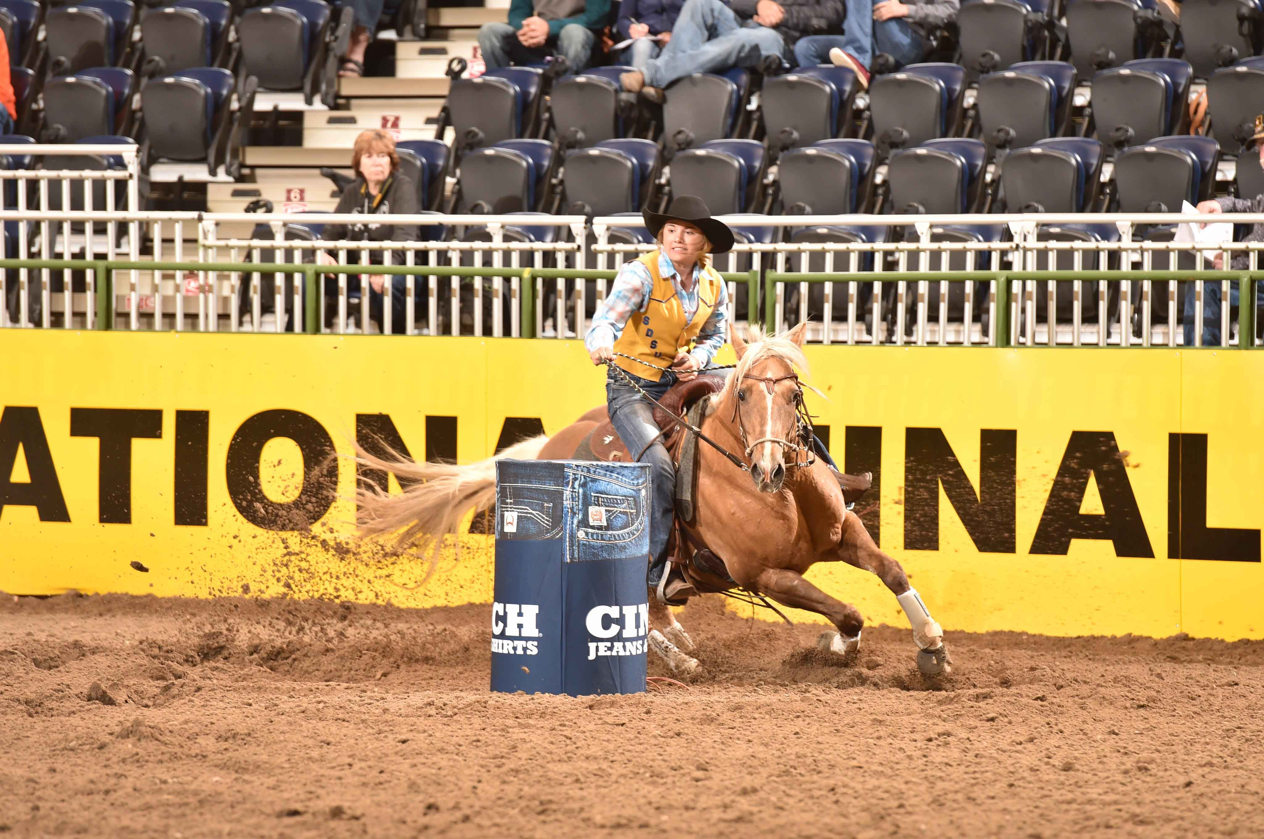 South Dakota State University Rodeo Team Sees Continued