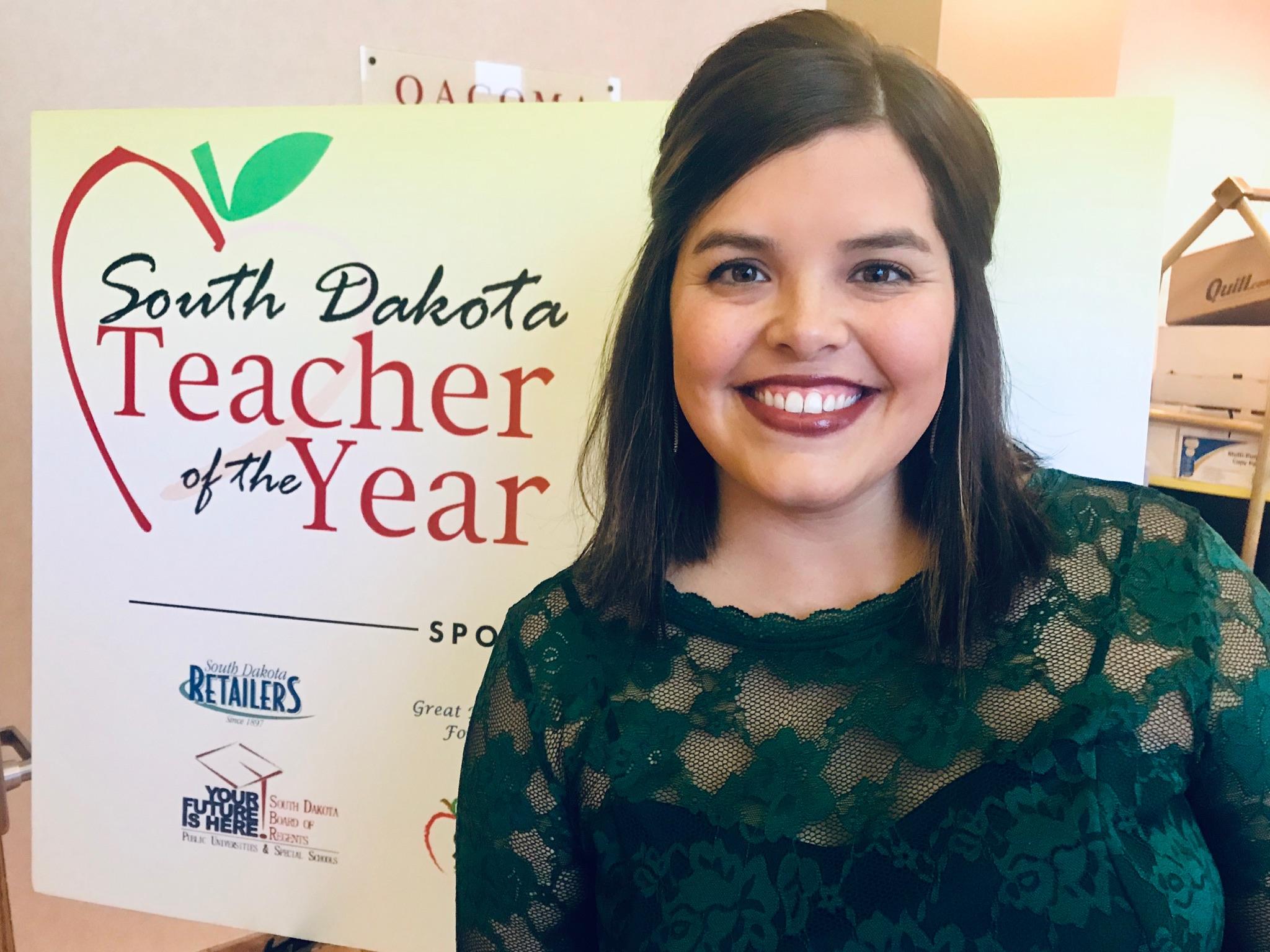 dakota teacher graduate early university state