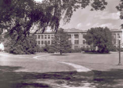 Administration Building, now Morrill Hall, 1952