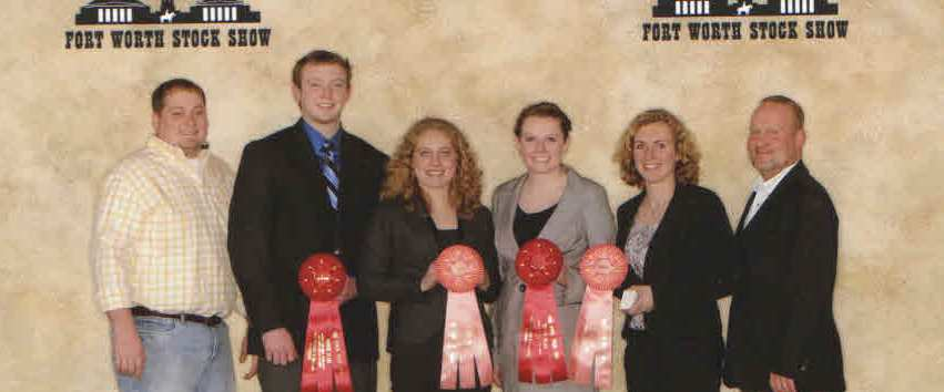 Dairy Cattle Judging Fort Worth 2014a