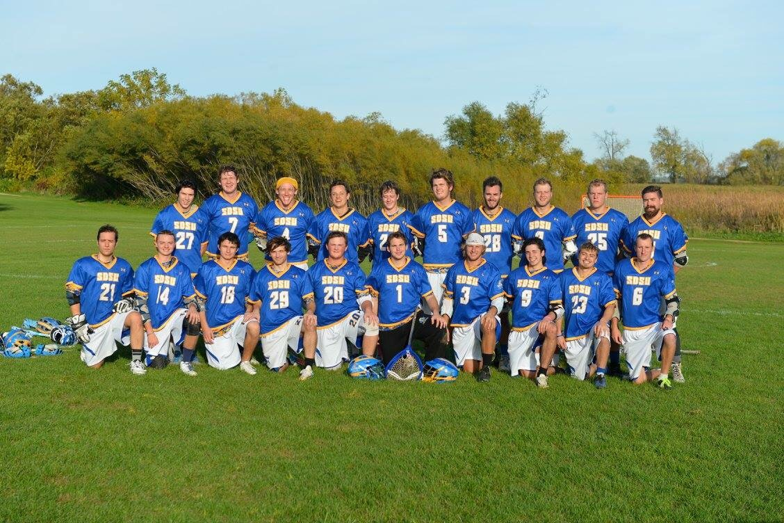 Men's Lacrosse Team