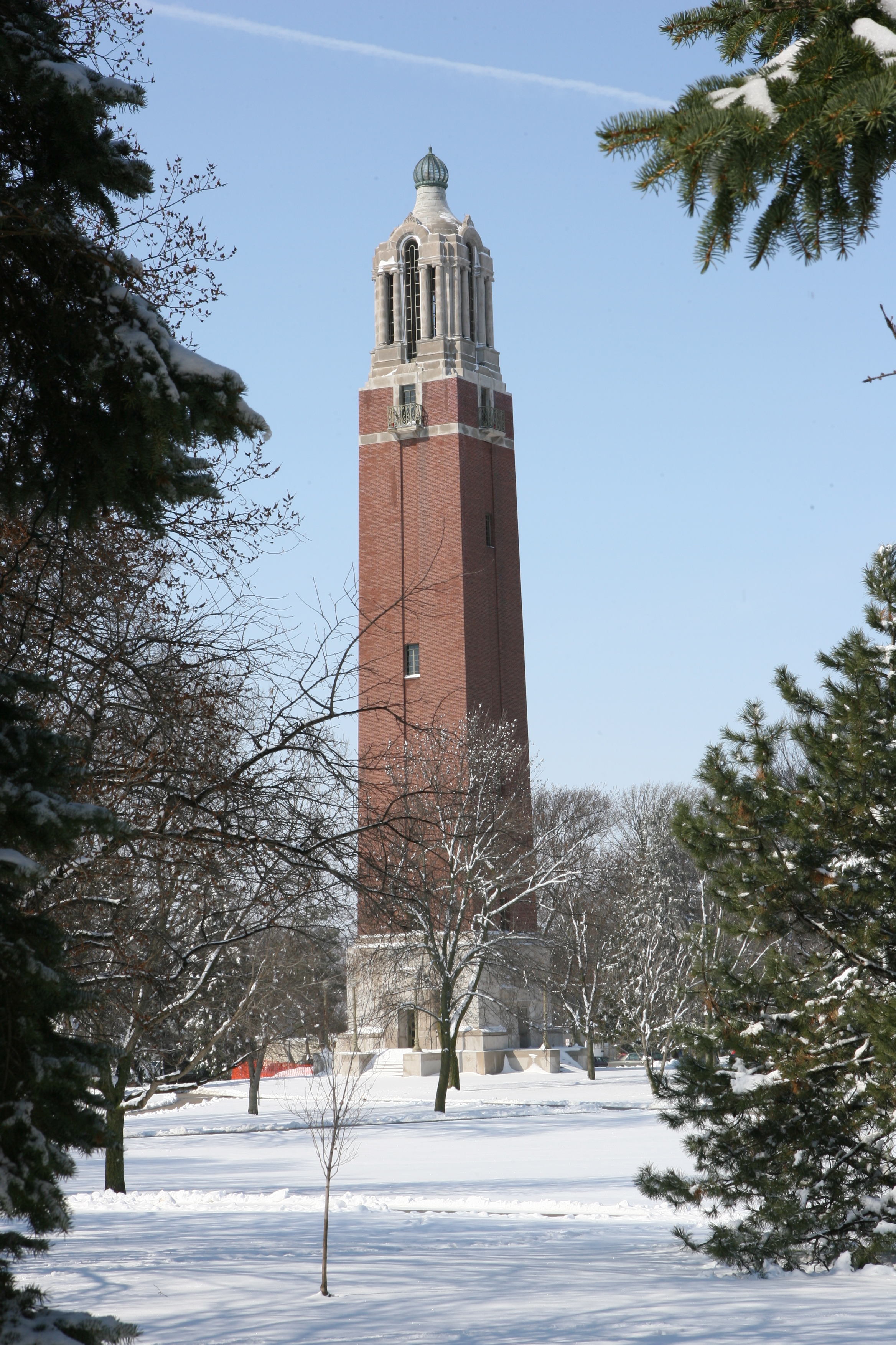 Coughlin Campanile South Dakota State University