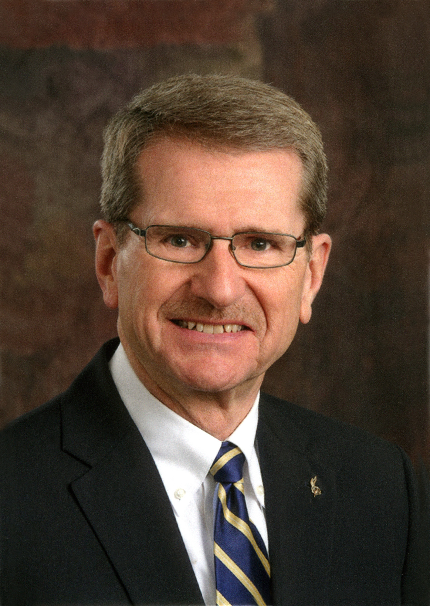David L. Chicoine, 19th president of SDSU