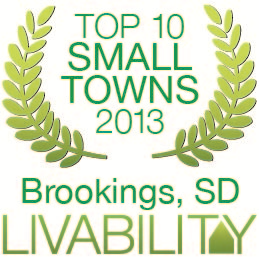 Top 10 Best Small Towns 2013