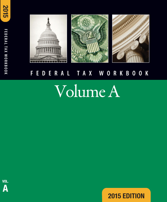 Volume A of the 2015 Tax Update Workshop