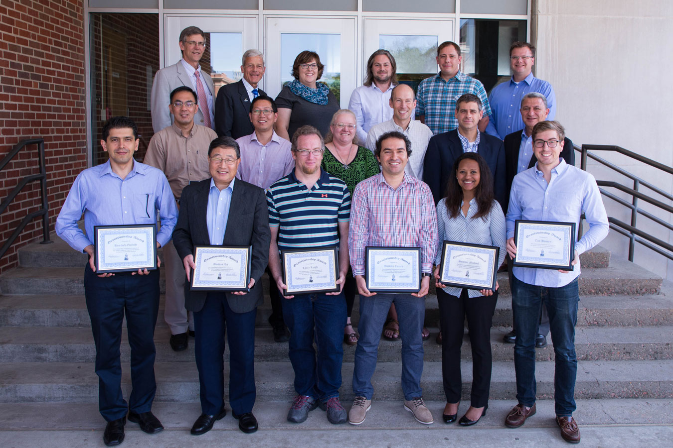 Faculty with Awards