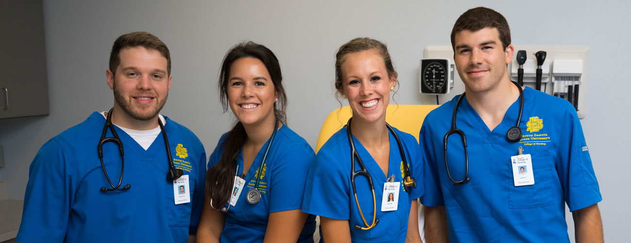 Sioux Nursing Students