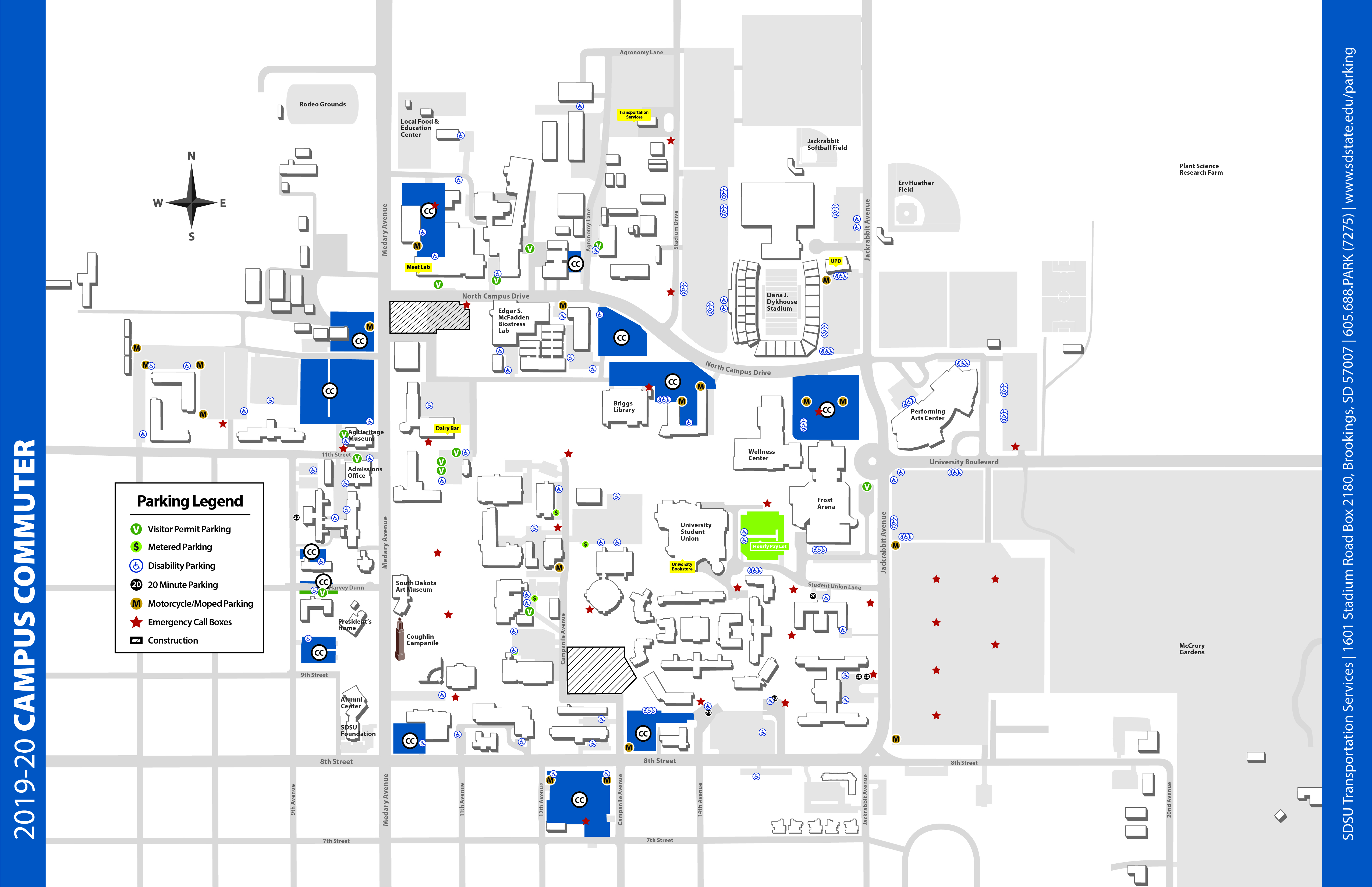 Parking Maps | South Dakota State University on mn map, vg map, wy map, co map, il map, wi map, tx map, cif map, canada map, usa map, penh map, nd map, kr map, id map, pal map, south dakota highway map, ne map, tn map, et map, eastern ia map,
