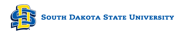 South Dakota State University Signature