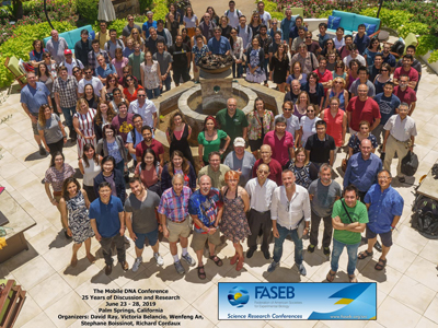 2019 FASEB Mobile DNA Conference