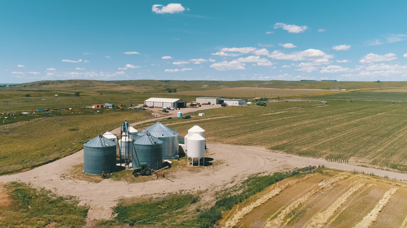Dakota Lakes Research Farm is located near Pierre, South Dakota