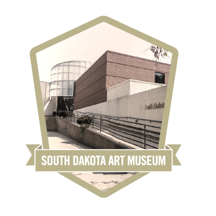South Dakota Art Museum, a Brookings Great 8 attraction