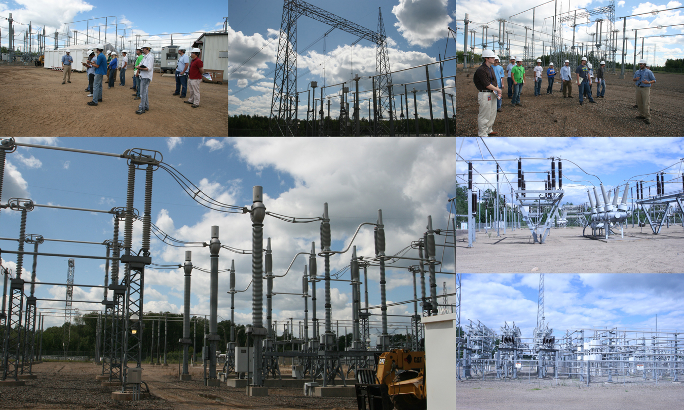 Forbes Substation