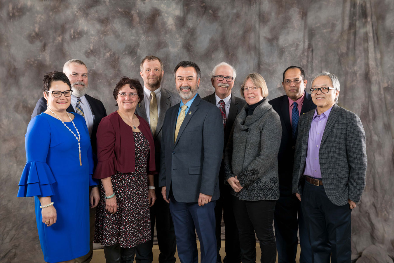 College of Ag, Food and Environmental Sciences faculty excellence award recipients