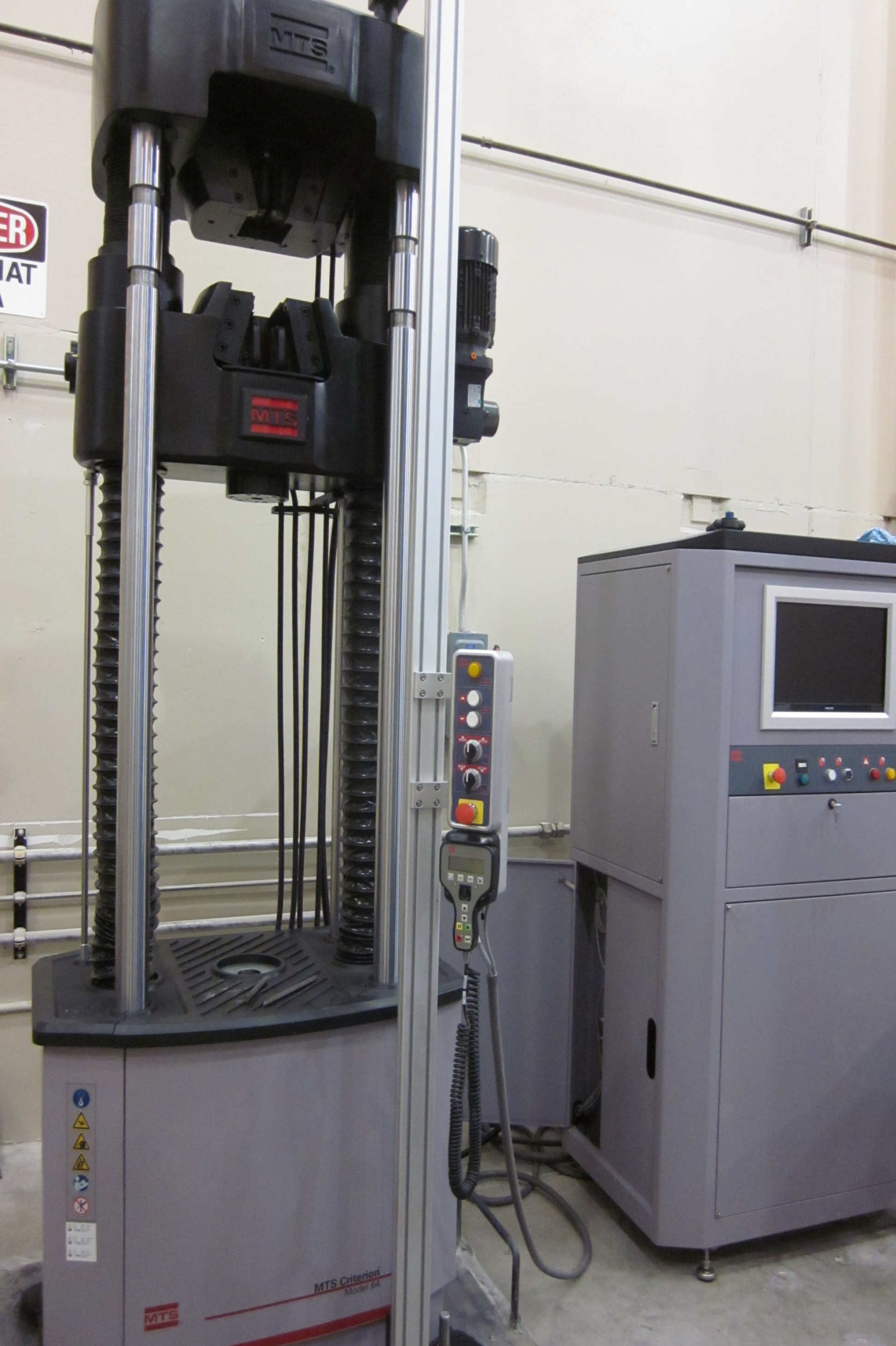 Materials Testing System