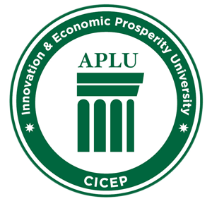 Innovation and Economic Prosperity University designation from APLU