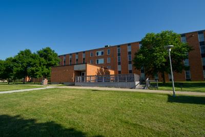 Hansen Hall residence exterior