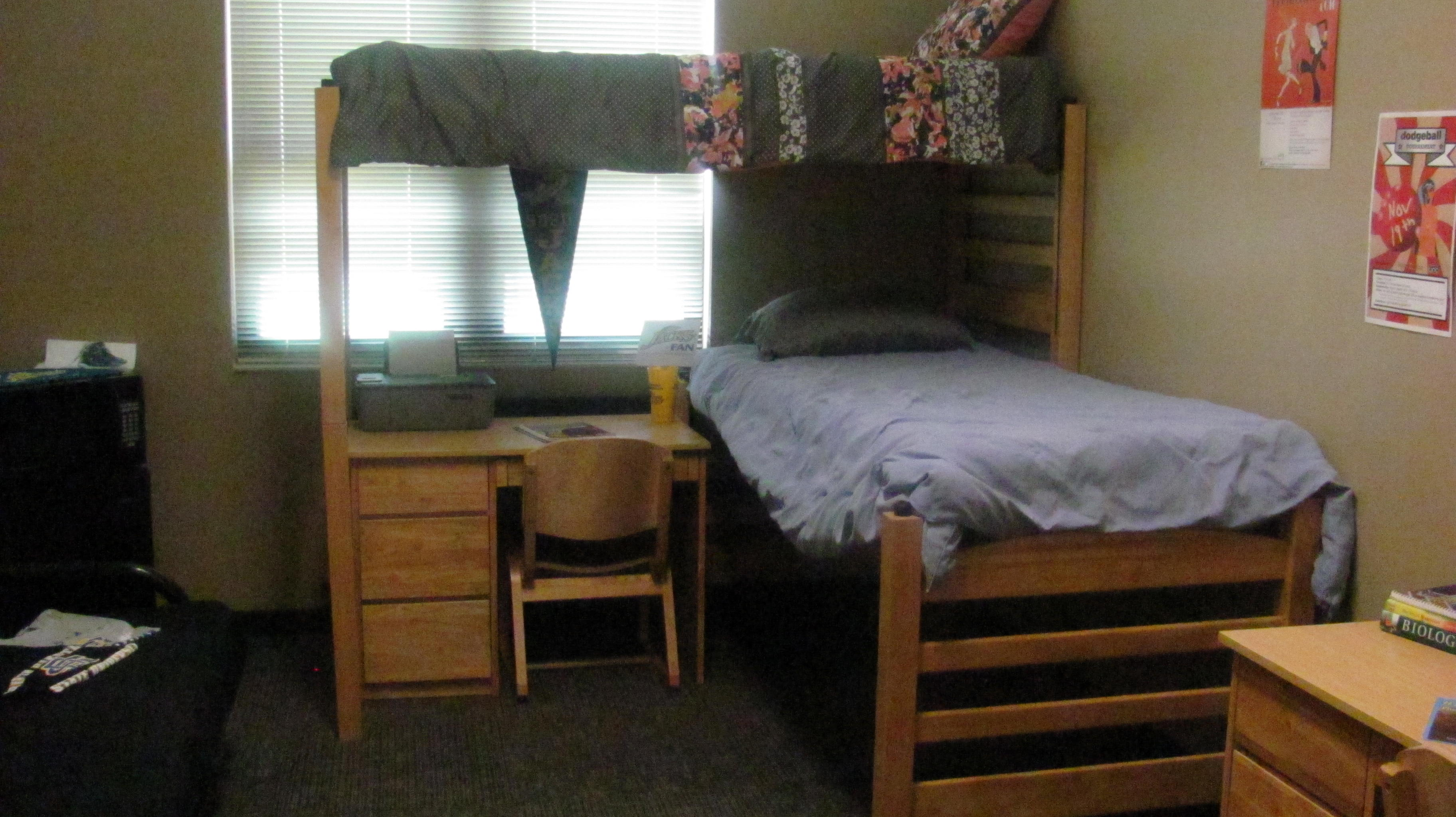 Room And Furniture Dimensions South Dakota State University