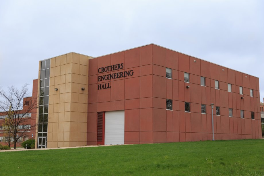 """Crothers Engineering Hall"""