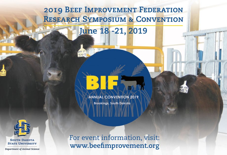 Beef Improvement Federation ad