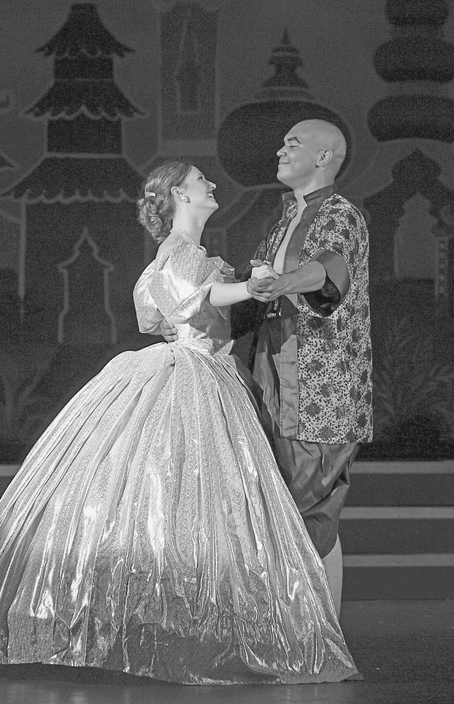 "PRT production of ""The King and I"""