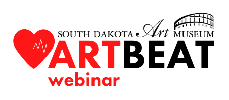 South Dakota Art Museum ARTbeat webinar