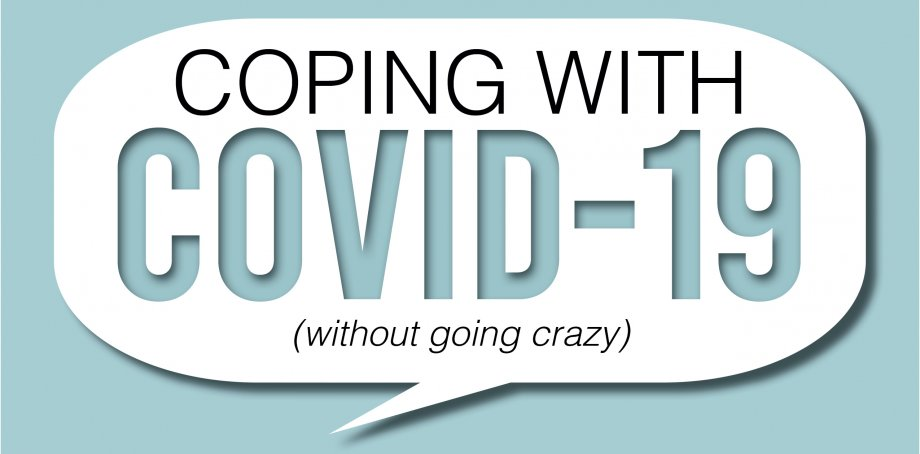Coping with COVID-19 group counseling session