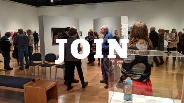 Join - Become a South Dakota Art Museum Member