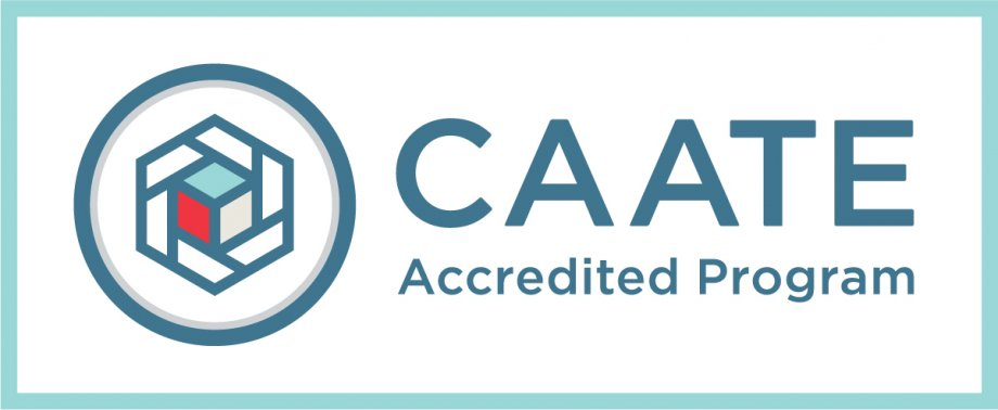 CAATE Accreditation Seal