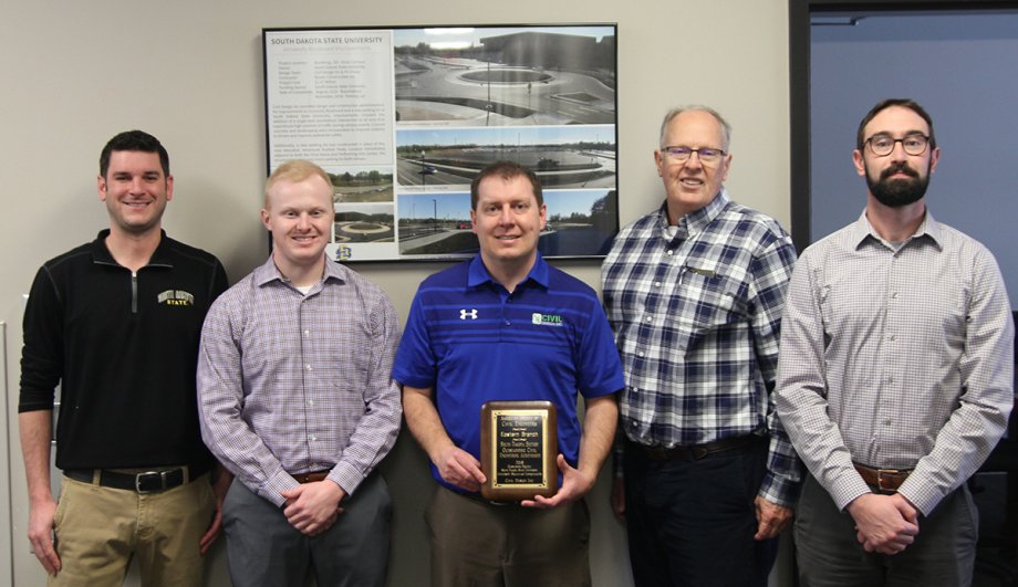 2018 Outstanding Civil Engineering Achievement Award