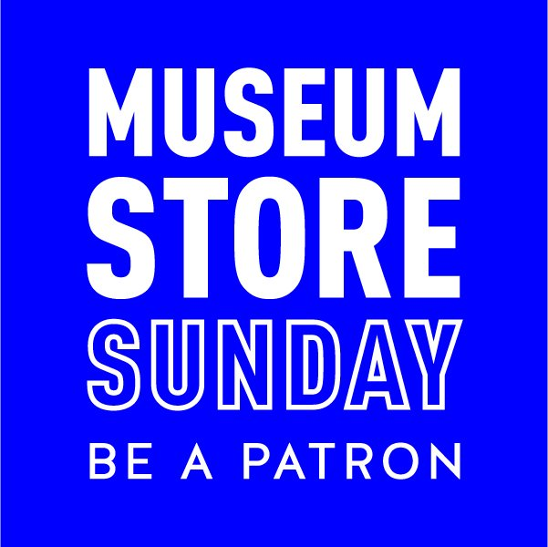Museum Store Sunday be a patron