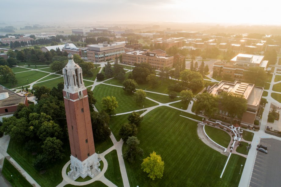 Forbes ranked SDSU No. 2 in South Dakota in its America's Best-in-State Employers ranking.