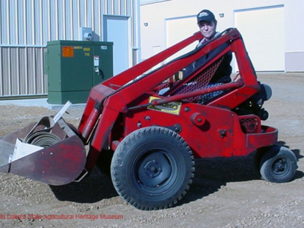 Melroe Skid Steer Loader 1959