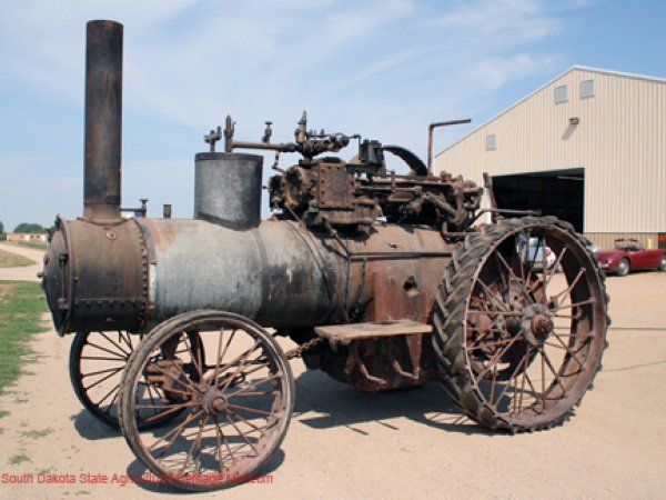 Reeves Steam Engine 1901