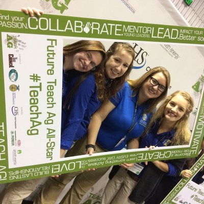 Agricultural Education, Communication and Leadership - Ag Ed