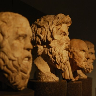 Philosophy Busts