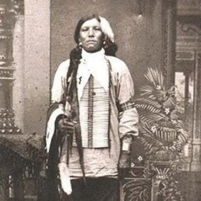 Photograph of Crazy Horse