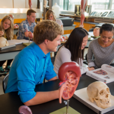 Photo of Human Anatomy Lab