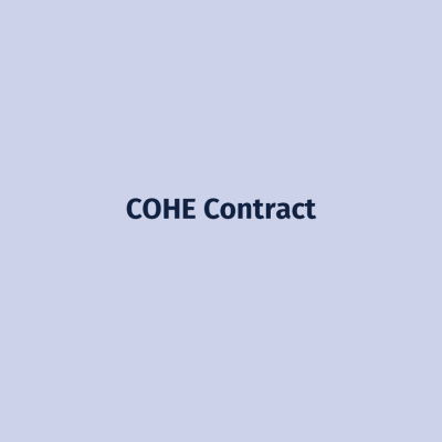 COHE Contract