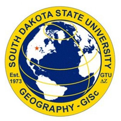 SD Geography Symbol