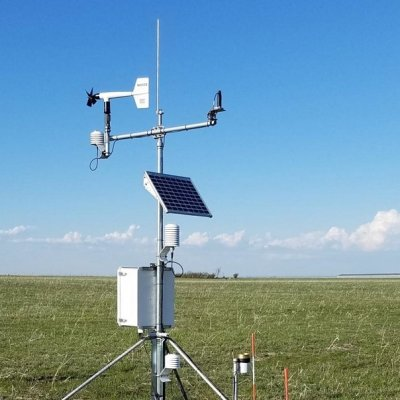 Mesonet at SDState weather station