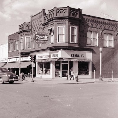 Kendall's Rexall Drug Store, Brookings, South Dakota