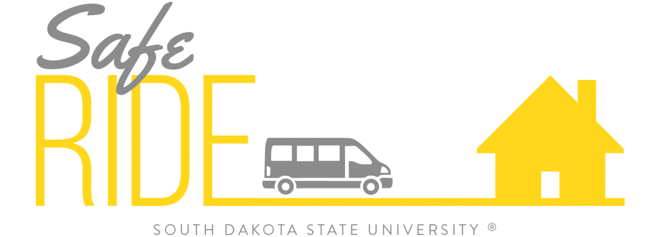 Safe Ride Home Logo South Dakota State University