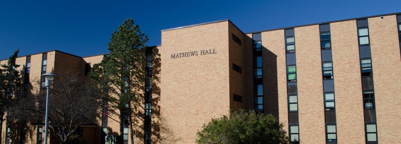 Mathews Hall