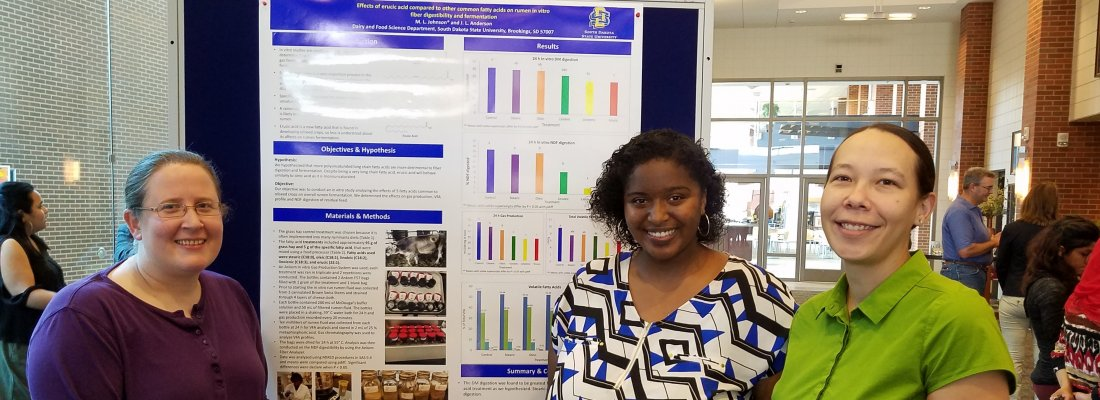 Dairy and Food Science Undergraduate Research