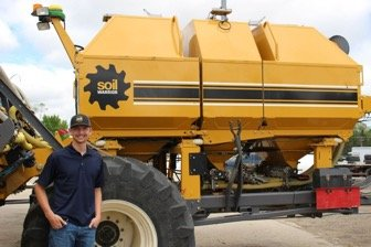 Gavin Held at Environmental Tillage Systems